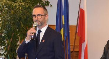 Aktywny początek nowego burmistrza - rozmowa z Tomaszem Zygnarowskim