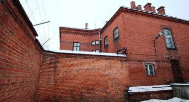 Budynek po byłym areszcie na nowo