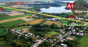 Rozwija się Płużnicki Park Inwestycyjny
