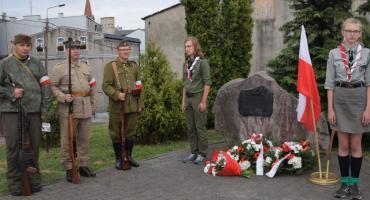 Uczciliśmy pamięć bohaterów Powstania Warszawskiego - fotorelacja