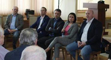 Z politykami Platformy Obywatelskiej o samorządzie i nie tylko