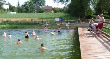 Kąpielisko w Żałem nad Jeziorem Kopiec