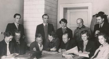 Na 80. rocznicę Liceum Ogólnokształcącego w Rypinie  (cz. 2 od 1950 do 1970 roku)