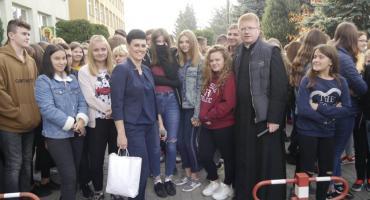 Pobiegli ku czci Jana Pawła II