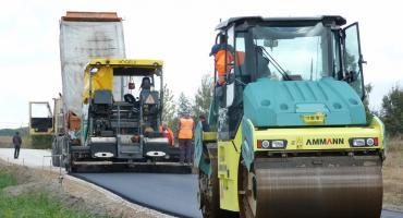 Kolejne inwestycje drogowe w gminie Brzuze