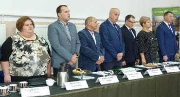 Drogi i jeszcze raz drogi. Pierwsza sesja rady gminy Wąpielsk