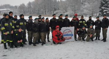Ćwiczenia z ratownictwa lodowego