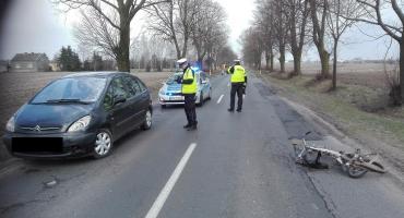 Śmiertelny wypadek w Głowińsku