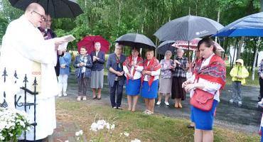 W Borzyminie poświęcili pola po raz pierwszy [zdjęcia]