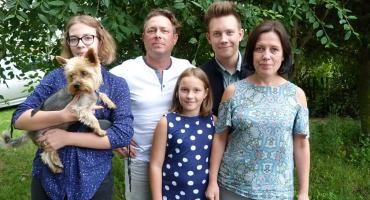Rodzina na 5 plus pies