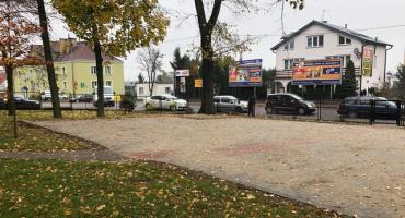 Nowe miejsca parkingowe
