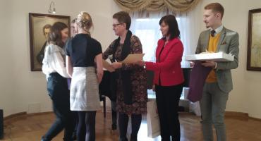 Sukces uczniów z Borzymina