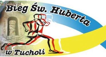 Bieg św. Huberta w Tucholi