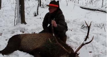 Udane polowanie