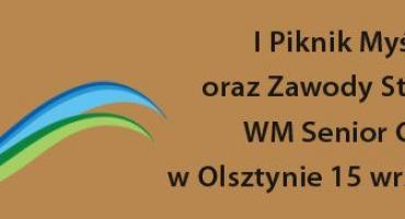 I Piknik Myśliwski i Zawody Strzeleckie WM Senior Games w Olsztynie