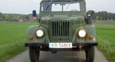 GAZ 69M - Renowacja / remont