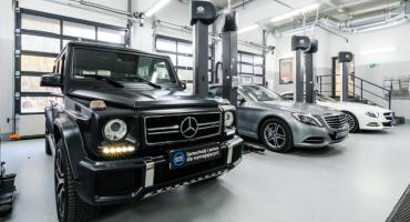Dbamy o Mercedesa, czyli na co zwrócić uwagę przy wyborze serwisu