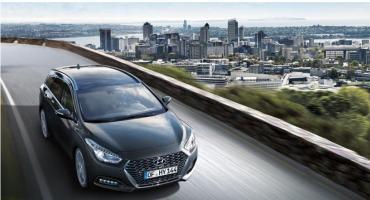 Odświeżony design i nowe systemy bezpieczeństwa czyli Hyundai i40 po modernizacji