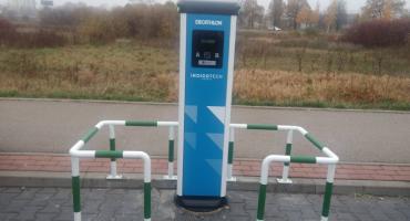 Białystok ma wreszcie punkt ładowania aut elektrycznych