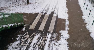 Mediolan dopłaci rowerzystom, u nas nie można doprosić się odśnieżania ścieżek