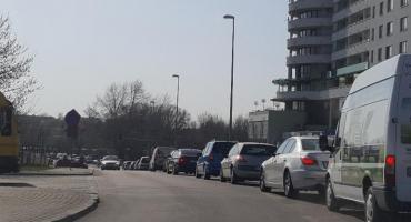 Na Białostoczku przydałby się jeszcze jeden parking ogólnodostępny. Ale parkingu nie będzie