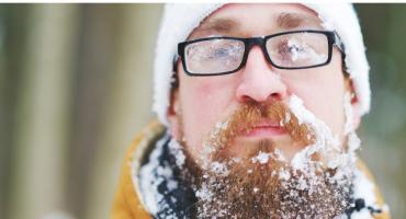 Zaparowane okulary – zimowa zmora okularników