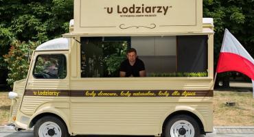 W Wytwórni Lodów wytwarza się lody na lokalną nutę