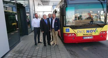 Na trasie Białystok – Supraśl jeździ już PKS Nova