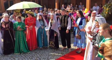 Za nami kolejne święto Sabantuj. Do Kruszynian przyjechało wielu turystów