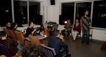 W klubokawiarni Kicia Kocia opowiadali o San Escobarze