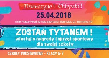 """""""Wioślarski Tytan Warszawy"""" w Dzielnicy Praga – Południe."""