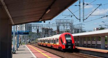 Sierpień bez pociągów na Olszynce Grochowskiej