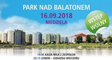 Pożegnanie lata w parku nad Balatonem
