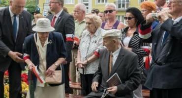 Odeszła Barbara Kolińska, ps. Baśka. Miała 96 lat...