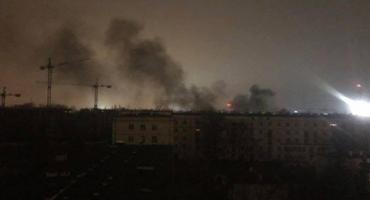 Dwie dzielnice bez prądu po wybuchu w stacji elektrycznej