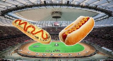 PGE Narodowy skończył siedem lat. Zobaczcie ile w tym czasie sprzedano... zapiekanek i hot dogów