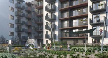 Mały Grochów - nowe osiedle przy ul. Siennickiej