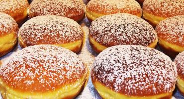 Praskie pączki nie tuczą! Gdzie kupić słodkości na Pradze Południe?