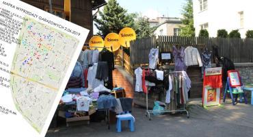 13 Wyprzedaż Garażowa na Saskiej Kępie już 2 czerwca