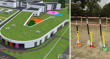 Nowa szkoła na Gocławiu kosztuje 61 milionów złotych