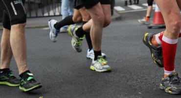 Policja ustala tożsamość mężczyzny zmarłego podczas biegania po Saskiej Kępie