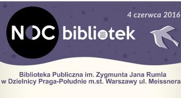 Noc Bibliotek na Pradze Południe