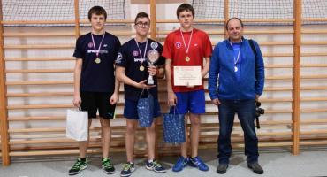 To były Mistrzostwa Województwa w badmintonie