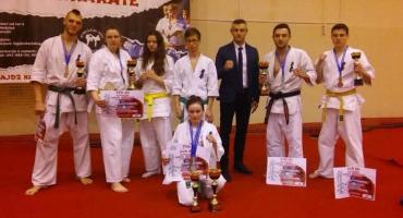 Karatecy ze Szczecinka z medalami w Nowej Soli