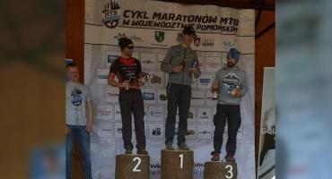 Kolarze ze Szczecinka z dobrymi wynikami na Pomerania Maraton MTB