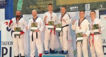 Nasi zawodnicy na Mistrzostwach Polski w Taekwondo