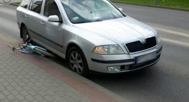 Rowerzystka pod kołami taksówki [Wrzuć Temat]