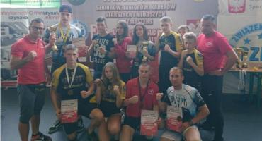 Zawodnicy KSW Szczecinek na Mistrzostwach Polski