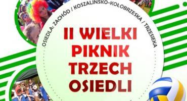 II Piknik Trzech Osiedli. Zaproszenie