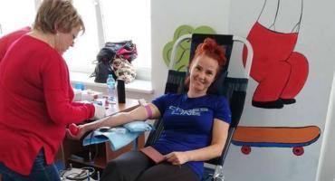 W Bornem Sulinowie oddawali krew potrzebującym